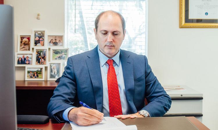 Trusted Palm Beach Wage Garnishment Attorney - Robert A. Stiberman
